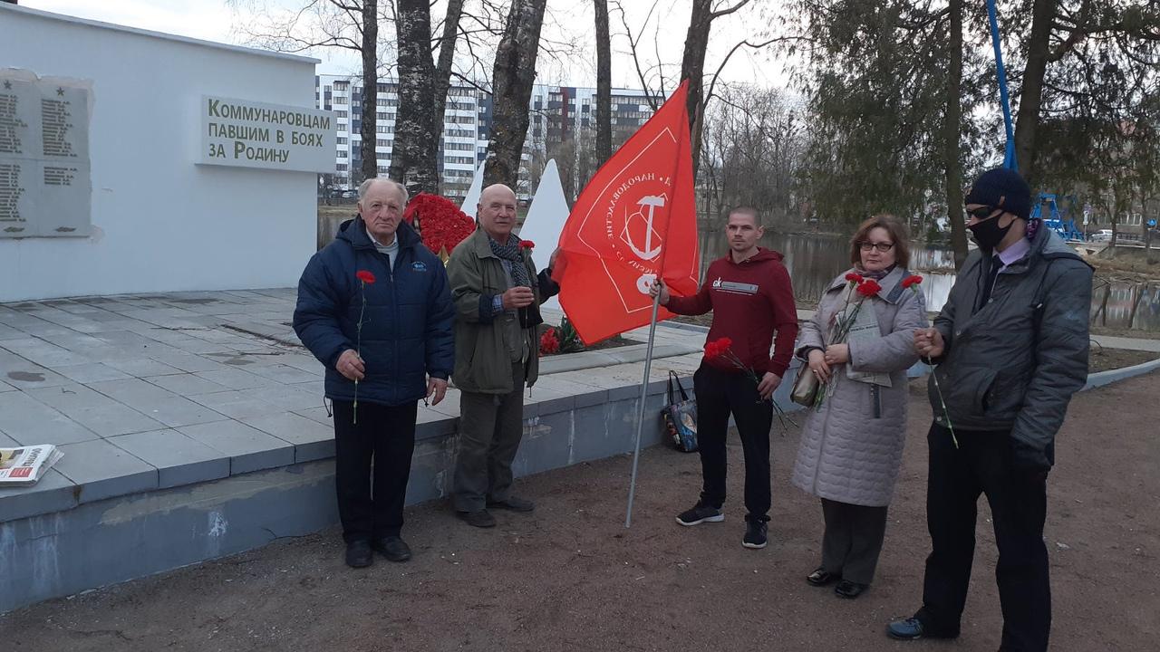 Ленинский социализм - наша надежда на лучшее будущее | КПРФ