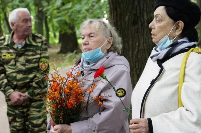 В Шлиссельбурге отдали дань памяти подвигу блокадников и защитников Ленинграда   КПРФ