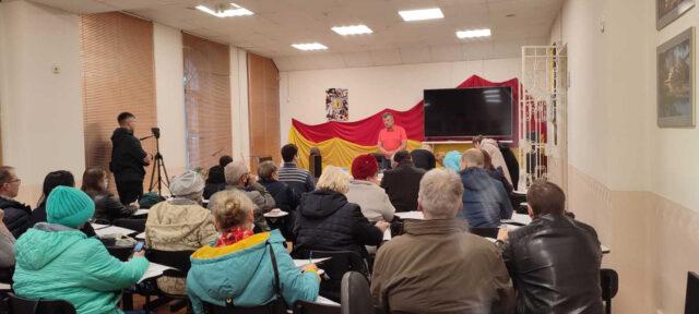 Тихвин: состоялась встреча с наблюдателями на выборах   КПРФ
